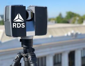 RDS 3DLaser Scanner